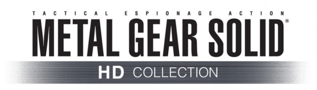 Metal Gear Solid HD Collection logo