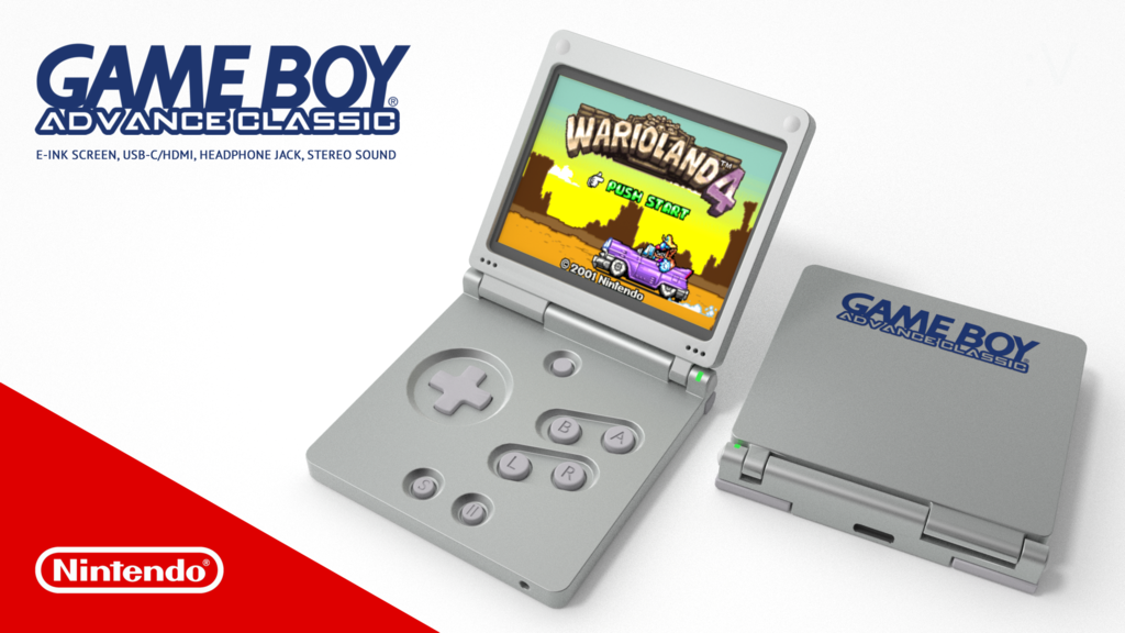 Game Boy Advance Classic