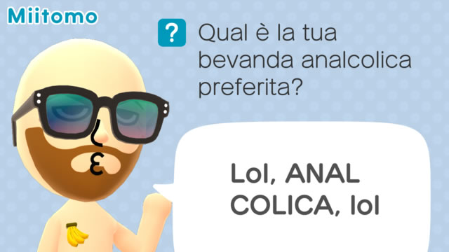 Miitomo vs censura